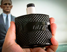 Forget the gadgets, the girls and the fast cars, now you can smell like James Bond