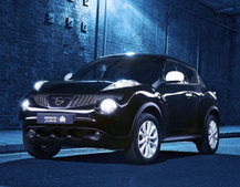 The Nissan Juke with Ministry of Sound limited edition that is the ultimate jukebox