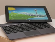 Asus Vivo Tab and Asus Vivo Tab RT - Transformers go Windows 8