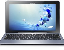 Samsung Ativ Smart PC and Smart PC Pro tablets come with detachable keyboard