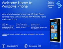Nokia Welcome Home: Lets switchers go Windows Phone quickly
