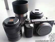 New Sony NEX-6 compact system camera picture emerges