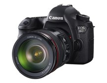 Canon EOS 6D DSLR announced, Wi-Fi enabled and built-in GPS