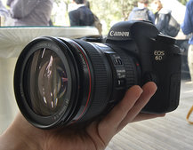 Canon EOS 6D pictures and hands-on