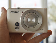 Canon PowerShot S110 pictures and hands-on