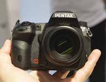 Pentax K-5 II & K-5 IIs pictures and hands-on