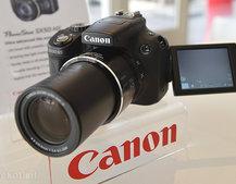 Canon PowerShot SX50 HS: The first sample images