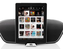 JBL OnBeat Venue Wireless Speaker turns your iPad into a home entertainment system