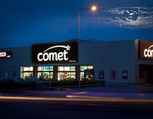 Comet in trouble, administration looms for UK retailer