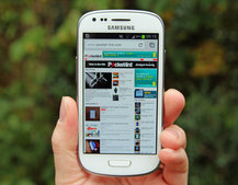 Samsung Galaxy S III Mini pictures and hands-on