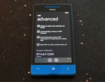 HTC 8S adds always-on Wi-Fi to Windows Phone 8, now on sale too