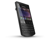 New version of BlackBerry Porsche Design P'9981 coming, this time in black