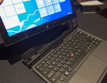 Lenovo ThinkPad Helix pictures and hands-on