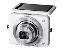 Canon PowerShot N offers tilting screen, any-way-up photography
