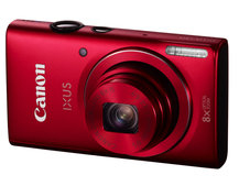 Canon compact updates: IXUS 140 offers style, new PowerShots are affordable for all