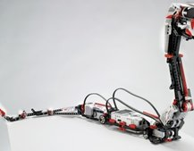 Lego Mindstorms EV3 programmable robots coming 2013
