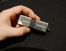 Kingston HyperX Predator 1TB USB flash drive pictures and hands-on