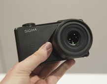Sigma DP3 Merrill compact camera pictures and hands-on