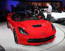 C7 Chevrolet Corvette Stingray pictures and hands-on