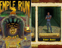APP OF THE DAY: Temple Run 2 review (iOS)