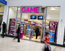 GAME looking to acquire HMV stores