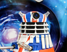 Doctor Who: Limited Collector's Edition Union Jack Dalek pictures and hands-on