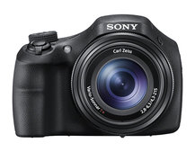 Sony Cyber-shot HX300 superzoom squeezes in massive 50x optical zoom lens