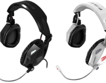 Mad Catz F.R.E.Q.7 headset now available for pre-order