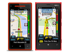 CoPilot navigates to Windows Phone 8 and Windows 8