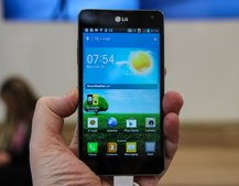 Hands-on: LG Optimus G UK release teased