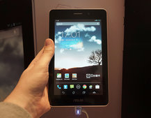 Asus Fonepad pictures and hands-on