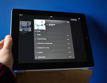 Amazon Cloud Player app optimised for iPad