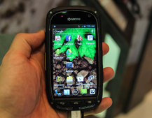 Kyocera Torque pictures and hands-on
