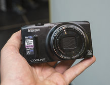 Nikon Coolpix S9500 pictures and hands-on