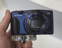 Fujifilm FinePix F900EXR pictures and hands-on