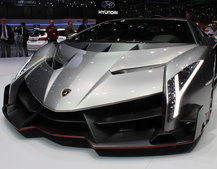 Lamborghini Veneno pictures and eyes-on