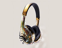 Monster Diamond Tears Sally Sohn Edition headphones now available for £20k