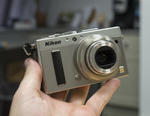 Nikon Coolpix A pictures and hands-on