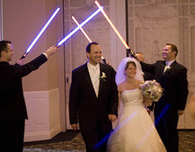 Scottish law could soon allow you to be married by a Jedi
