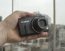 Canon PowerShot SX280 HS pictures and hands-on