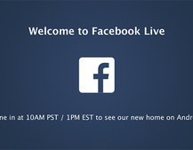 Facebook phone? Watch the Facebook New Home on Android event right here