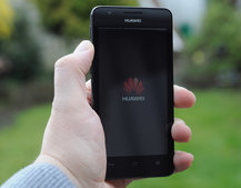 Huawei Ascend G510 pictures and hands-on