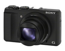 Sony Cyber-shot HX50: World's smallest 30x optical zoom camera unveiled