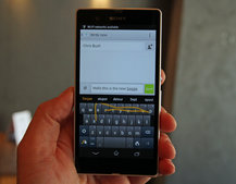 Swype keyboard launches on Google Play, brings the fight to Swiftkey