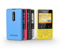Nokia Asha 210 official, Qwerty keyboard Symbian fun on a budget