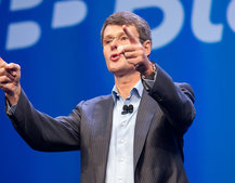 Forget BlackBerry PlayBook 2, CEO claims all tablets are doomed