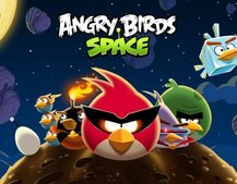 Rovio's Angry Birds Space and HD version now free on App Store