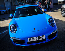 Porsche 911 Carrera pictures and hands-on
