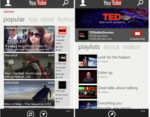 Microsoft and Google jointly building new WinPhone YouTube app with ads