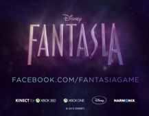 Disney Interactive and Harmonix unveil Fantasia: Music Evolved for Kinect on Xbox One, 360